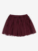 Tulle Kids Skirt-Girl-1-6y-Purple