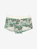 Floral Girls Boxer Briefs-Boy-1-12y-Blue