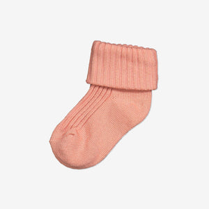 Baby Socks-Girl-0-1y-Pink