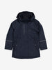Longline Kids Waterproof Shell-6-12y-Navy-Boy