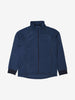 Kids Blue Thermal Fleece Zip Top