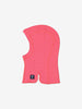 Thermal Merino Kids Balaclava-4m-12y-Pink-Girl