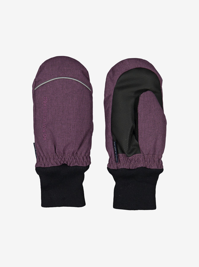 Kid Padded Winter Mittens
