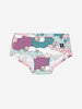 Boys Purple Sleepy Sheep Girls Hipster Briefs 1-8y