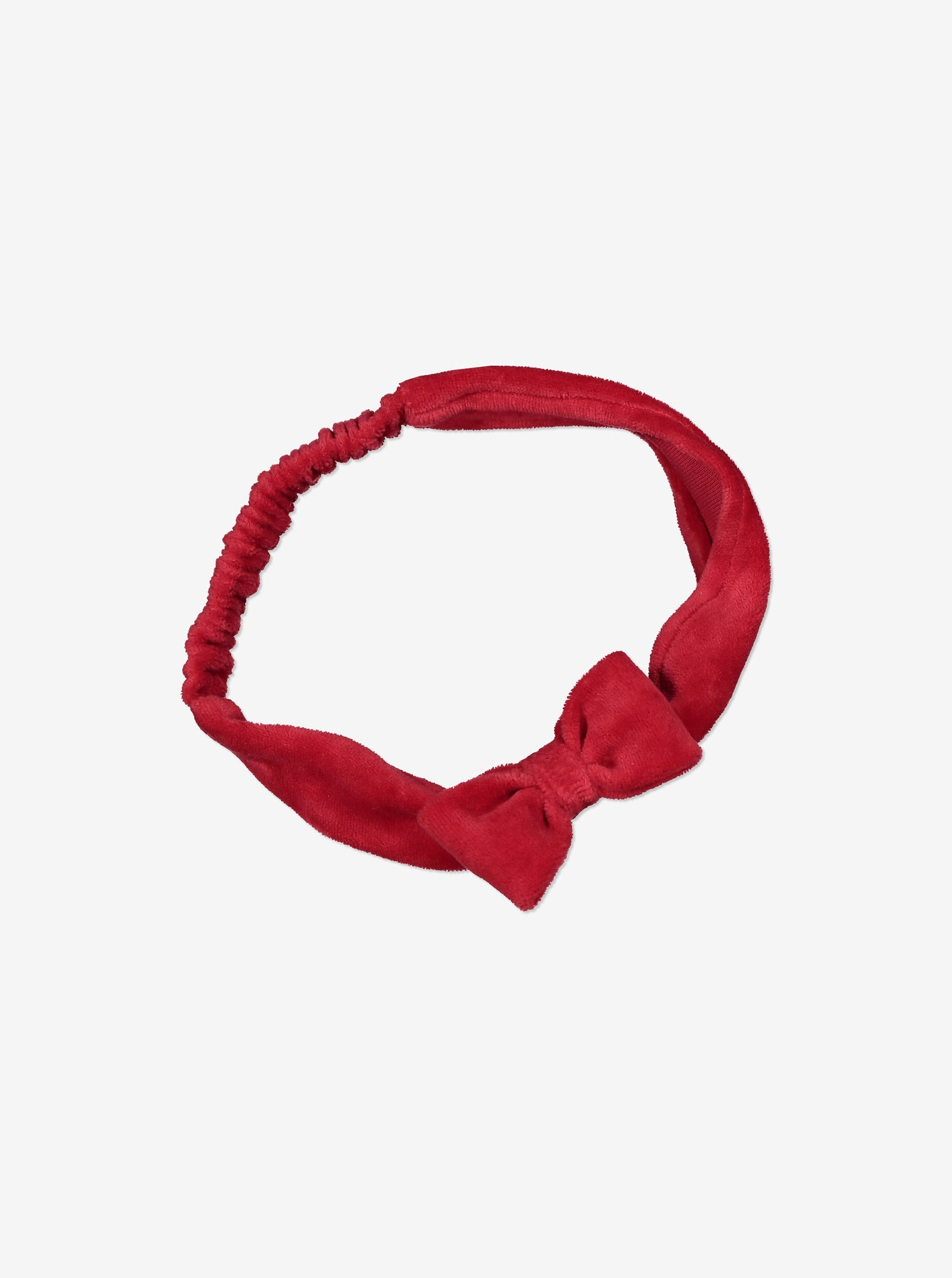 Kids  Hairband S-M Red Girl