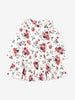 Kids Floral Twirl Dress 1-12years Natural Girl