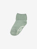 2 Pack Toddler Anti Slip Green Socks