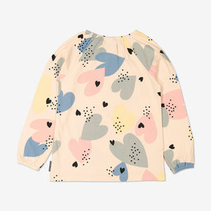 Heart Print Kids Top