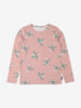 Girls Organic Cotton Long Sleeved Kids Lily Top