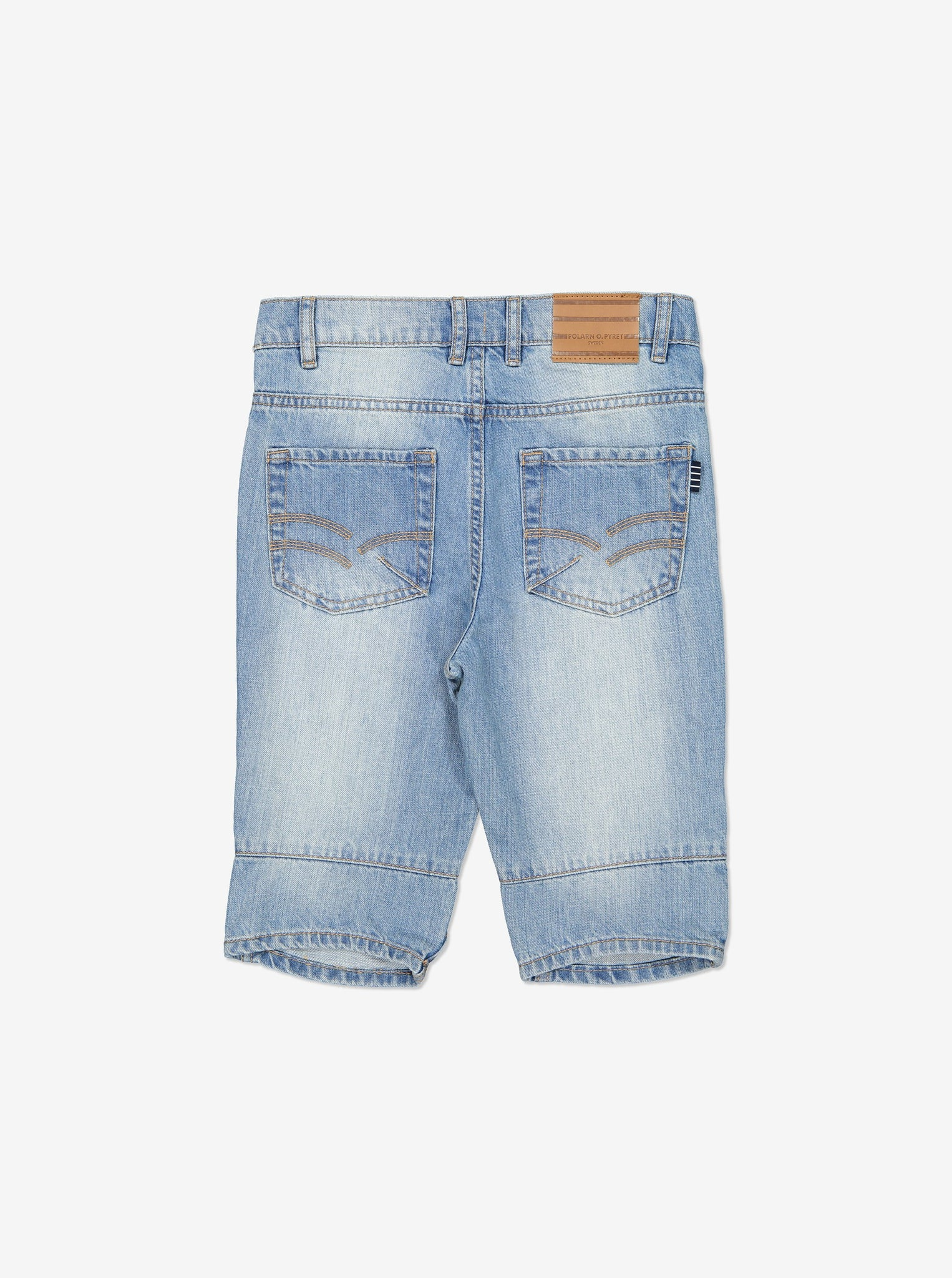 Boy Blue GOTS Organic Denim Shorts