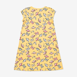 Girl Yellow Kids Nightdress