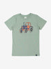 Boy Green Kids Organic T-Shirt