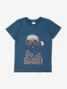 Unisex Blue Kids Organic T-Shirt