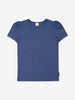 Girl Blue Kids Puff Sleeve Top