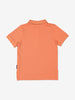 Boy Orange Kids Polo T-Shirt