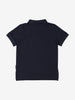 Boy Navy Kids Polo T-Shirt