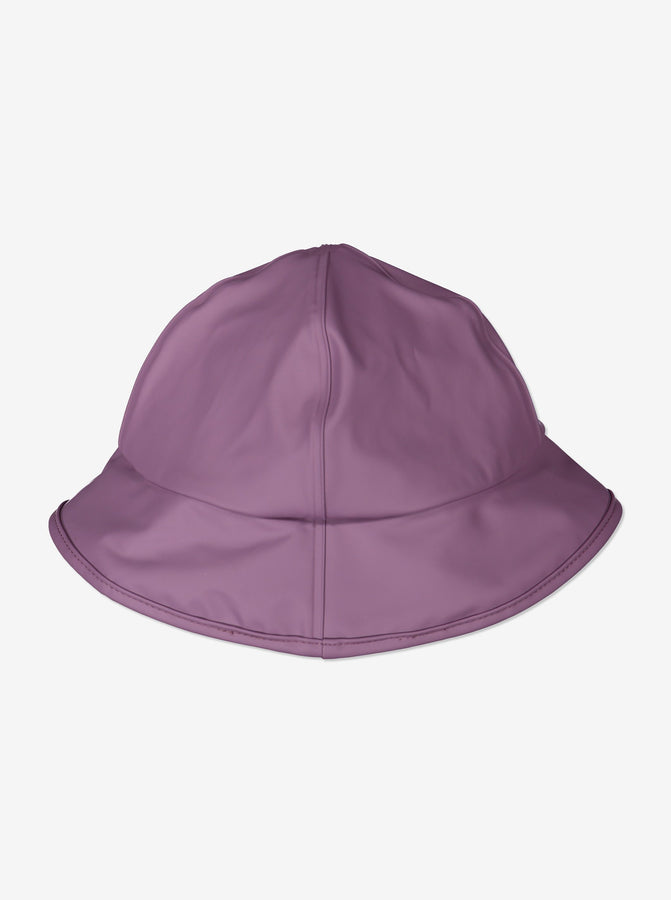 Kids Purple Rain Hat