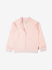 girls Pink Kids Casual Jacket