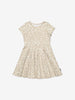 Girls White Kids Twirl Dress