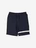 Boys Grey Kids GOTS Organic Jersey Shorts