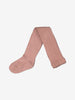 Newborn Baby Girl Soft Organic Cotton Pink Tights