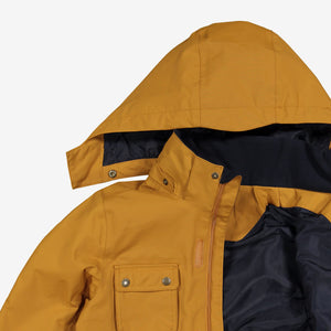 Kids Waterproof Shell Coat