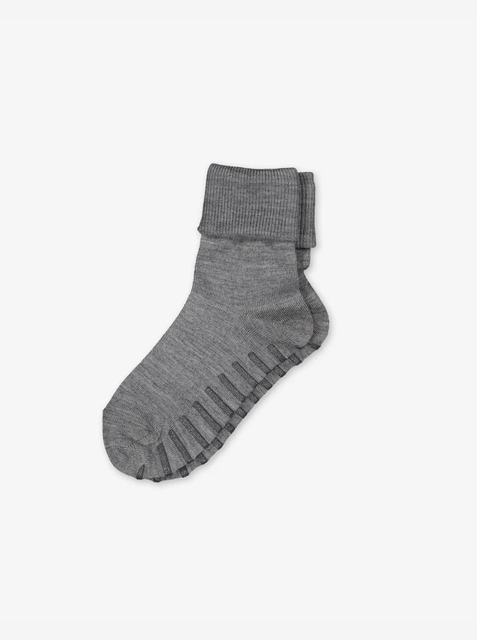 Wool Anti-Slip Kids Socks