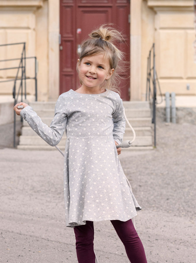 Polka Dot Kids Dress
