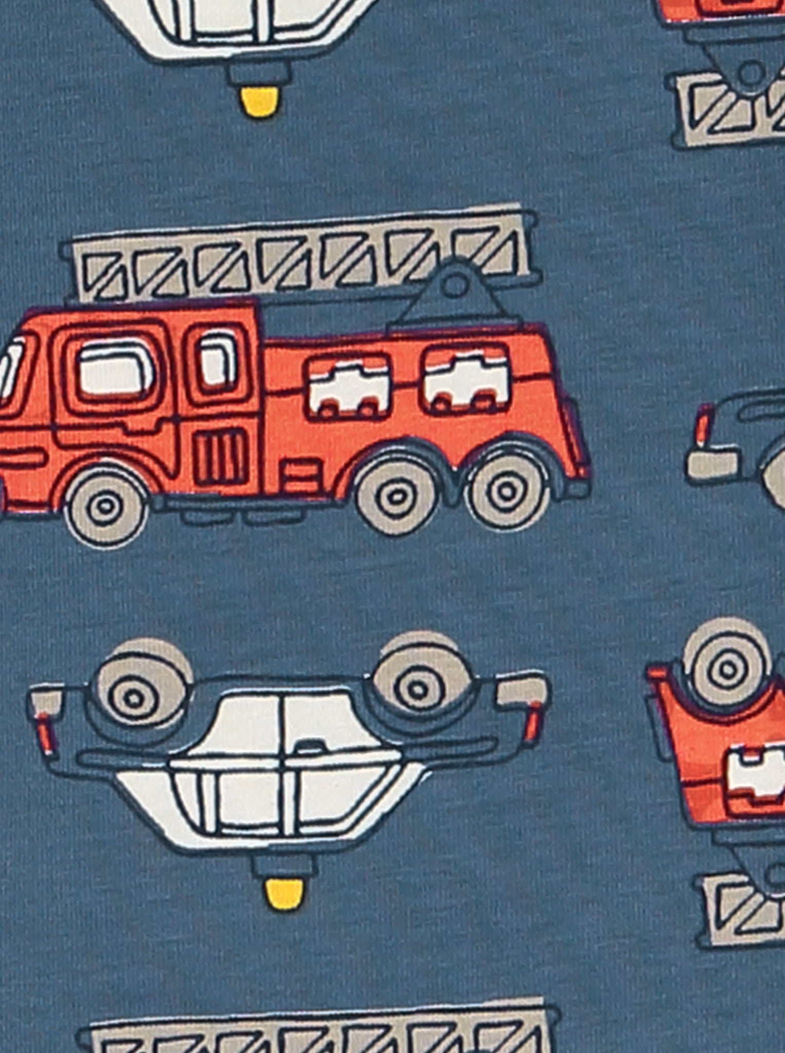 Vehicle Print Baby Trousers