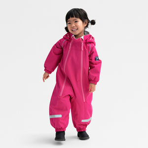 Waterproof Shell Baby Overall