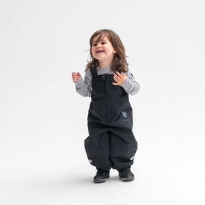 Waterproof Shell Baby Dungarees