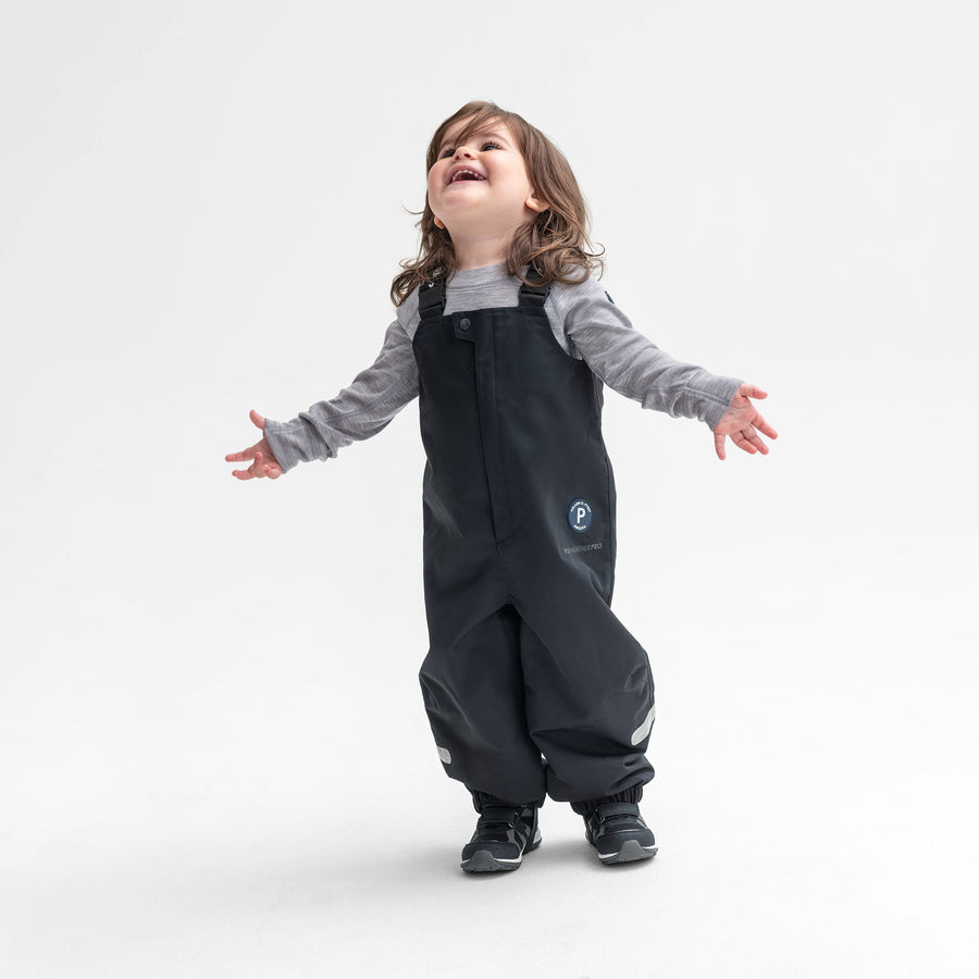 Waterproof Shell Baby & Kids Dungarees