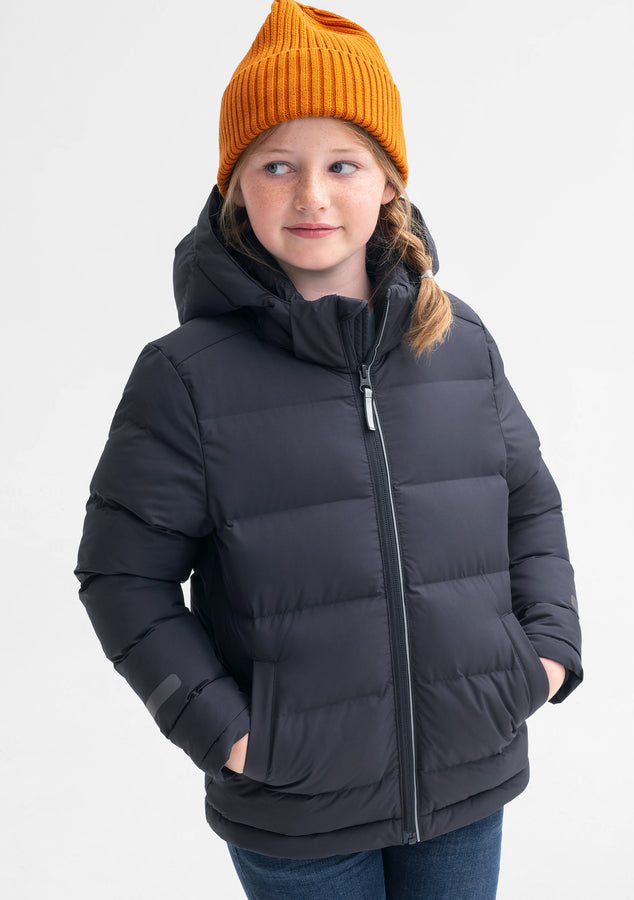 Kids Waterproof Puffer Jacket