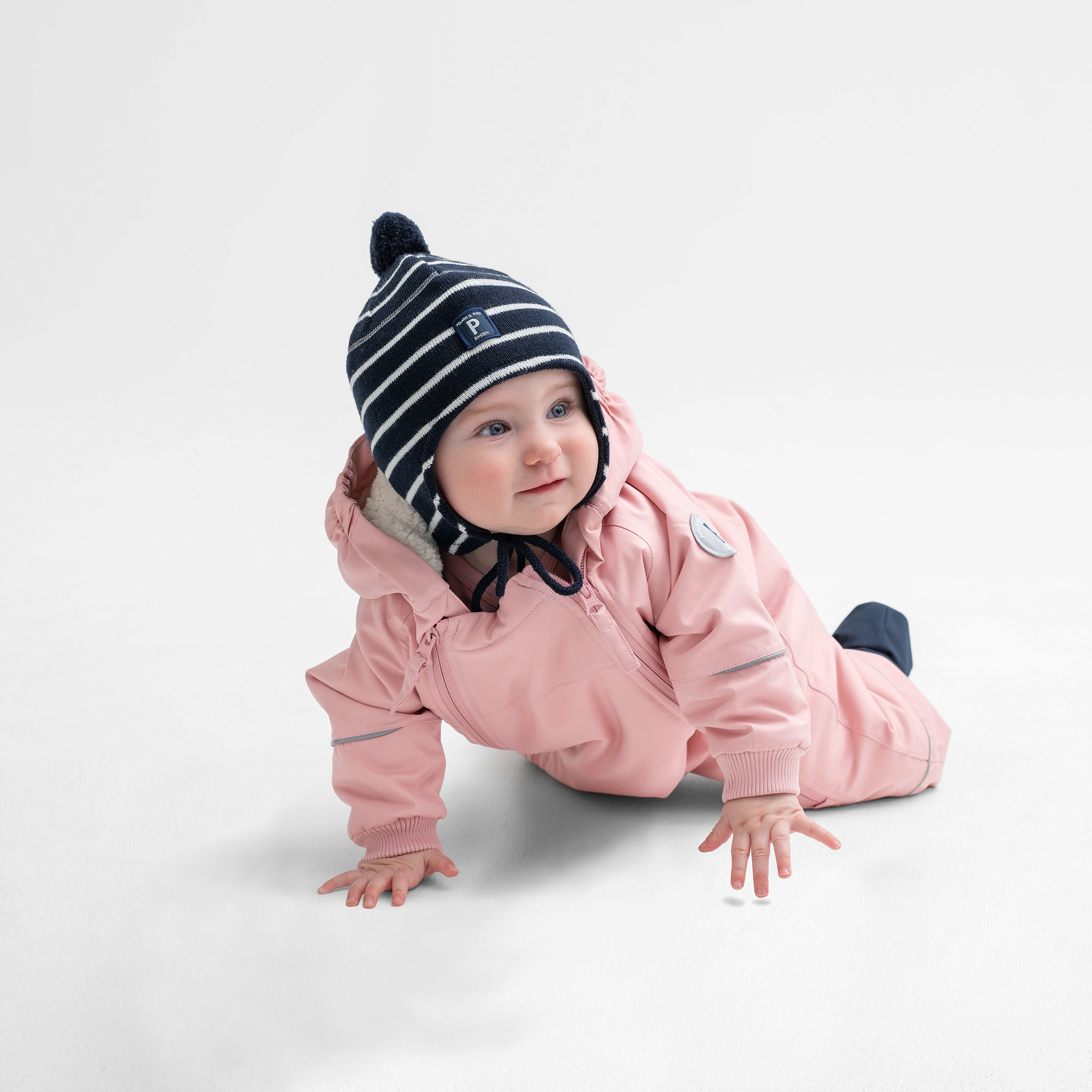 Waterproof Lightly Padded Baby Overall