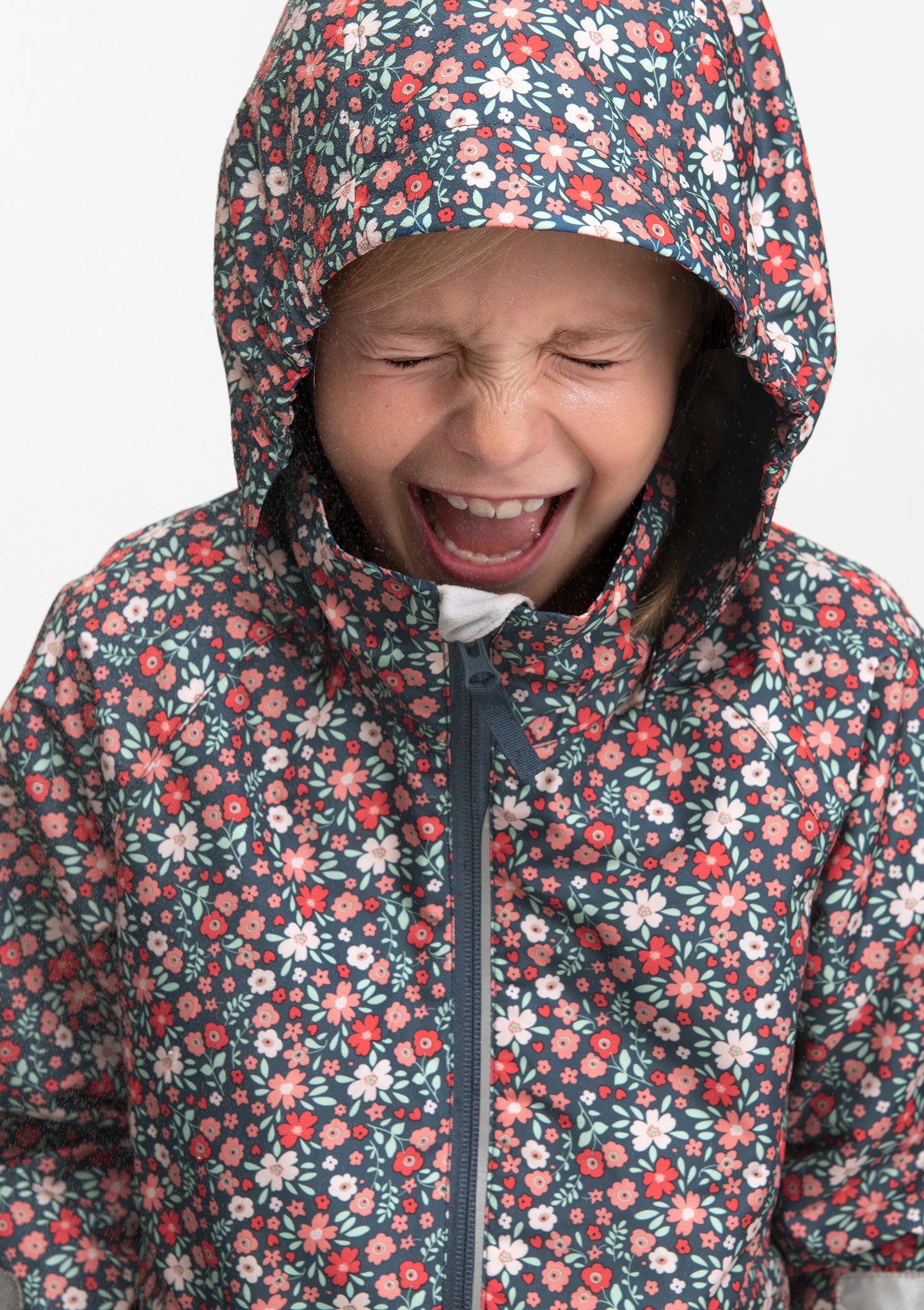 Lightweight Kids Waterproof Shell Jacket