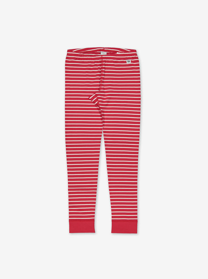 PO.P Stripe Adult Leggings