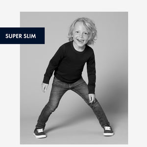 Super Slim Fit Kids Jeans