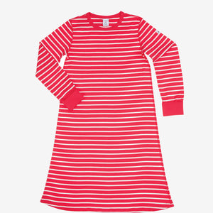 PO.P Stripe Adult Nightdress