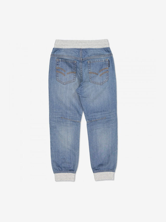 Pull-On Kids Jogger Jeans