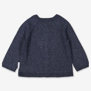 Soft Knit Baby Cardigan