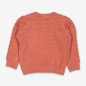 Scandi Knitted Baby Jumper