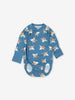 Dormouse Wraparound Baby Bodysuit
