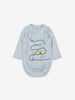Toy Express Wraparound Baby Bodysuit