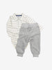 Soft Velour Baby Leggings