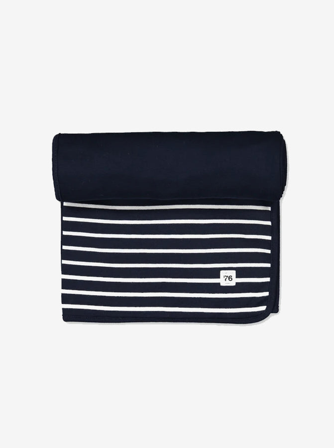 PO.P Stripe Shawl/Blanket