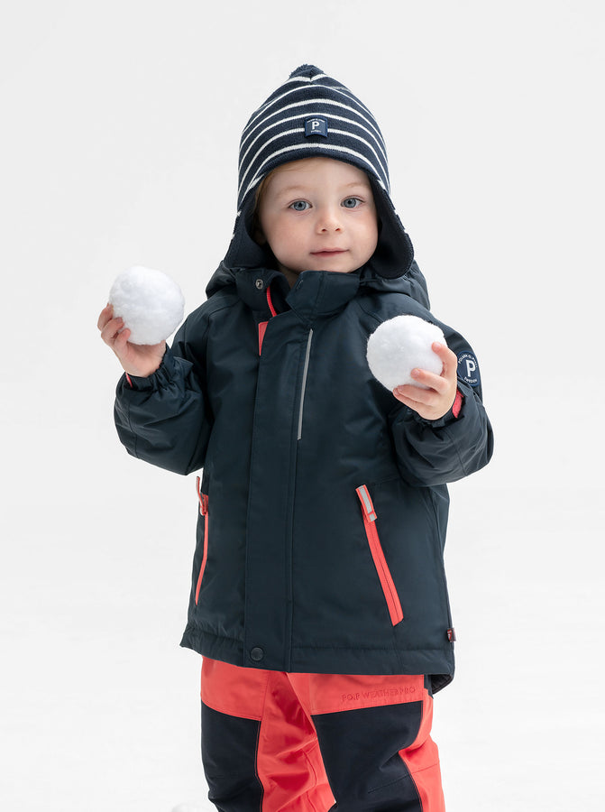 Padded Winter Kids Coat