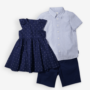 Summer Stripe Kids Shirt