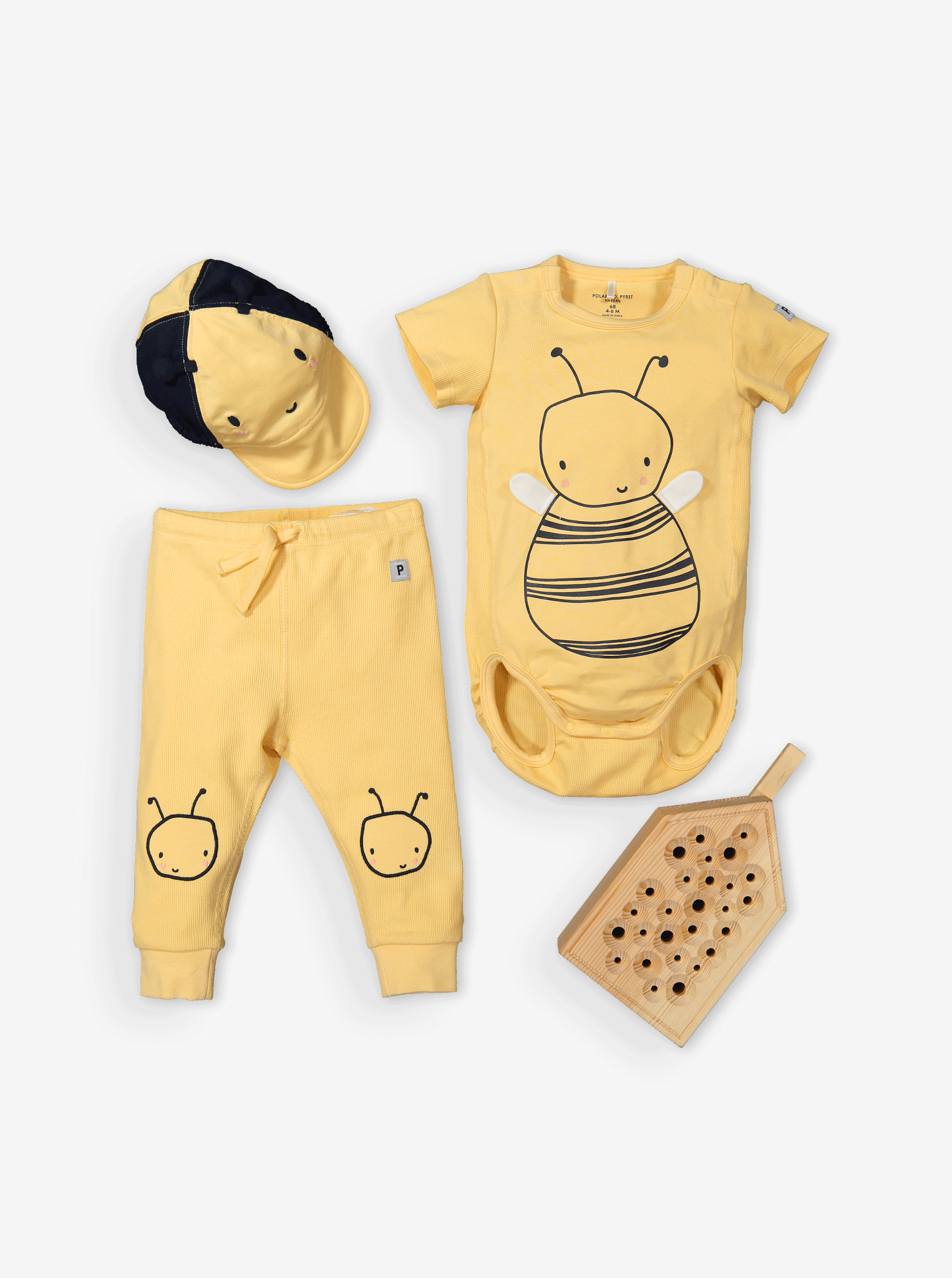 Busy Bee Baby Trousers