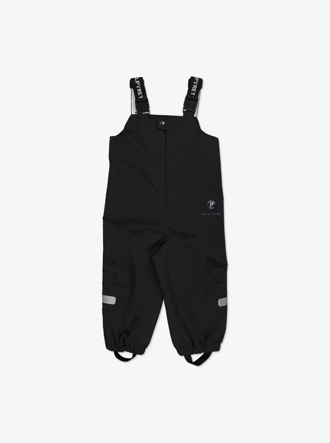 Waterproof Baby Shell Dungarees