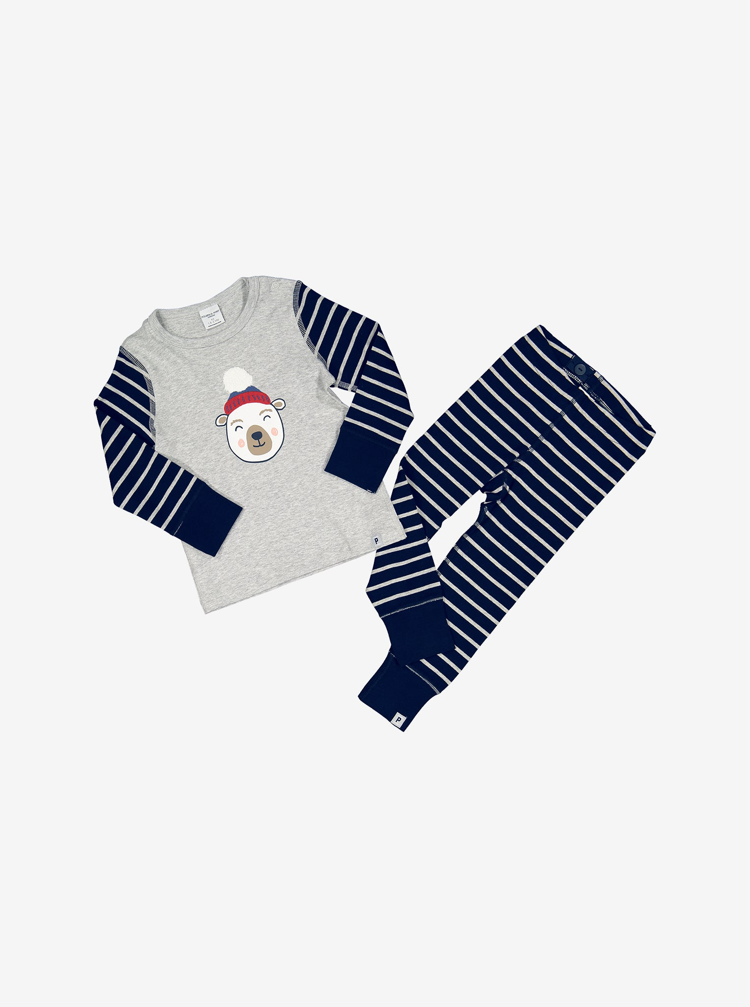 Polar Bear Kids Top